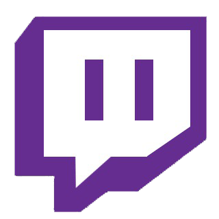 twitch logo transparent png #1875