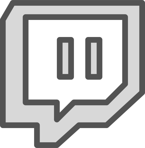 twitch symbol icon