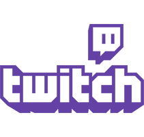 twitch text logo png