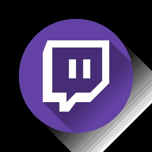 twitch, twitch.tv icon logo png #1864