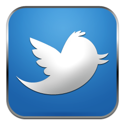 twitter simple rounded social icon png logo #5875