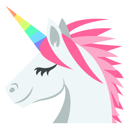 unicorn just stickers just stickers #20221