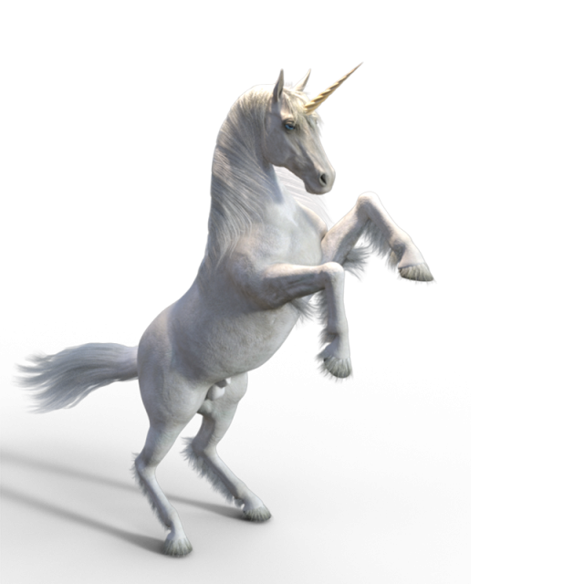 white unicorn category animal png and psd file for #20210