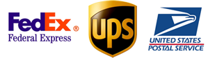 homosassa shipping services ups, fedex, usps, united, png logo #4285