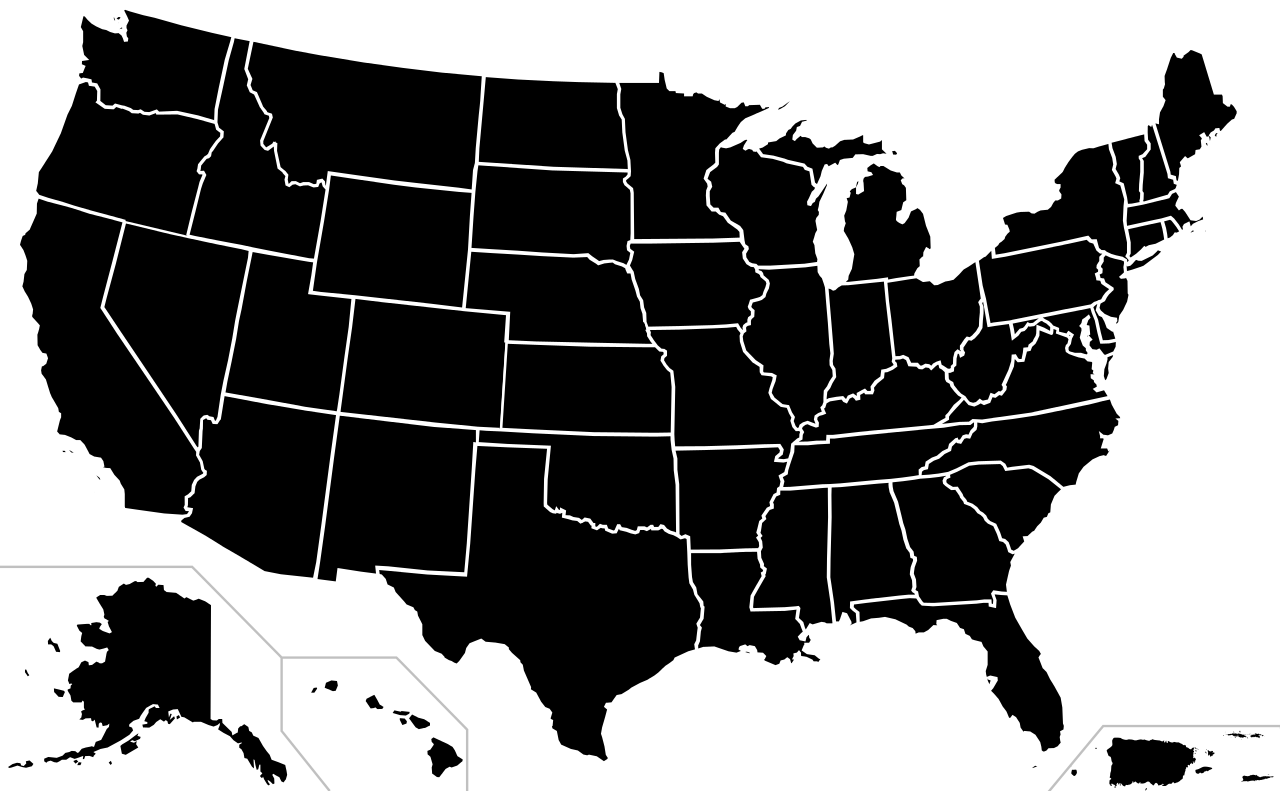 file usa map svg wikimedia commons #36645