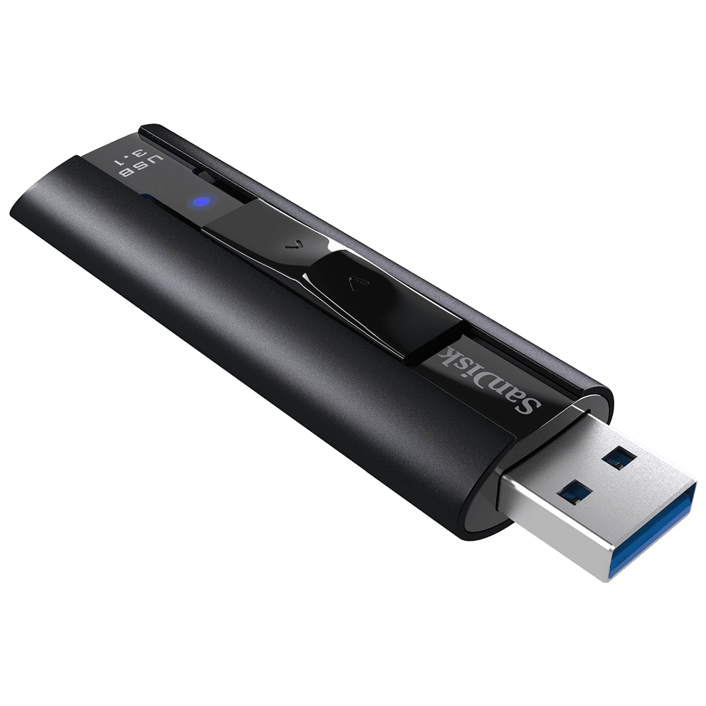 extreme pro usb solid state flash drive sandisk #24659