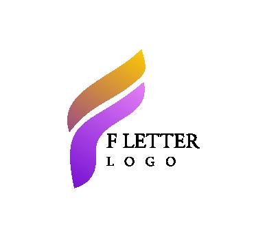 Vector alphabet f letter logo png #1552