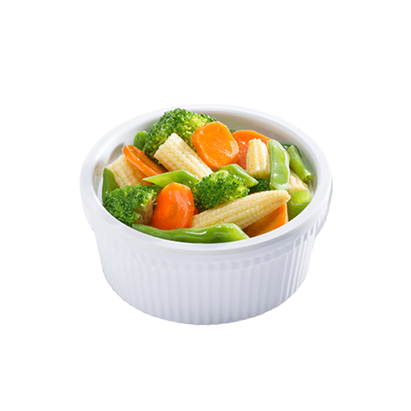 steamed vegetables kenny rogers roasters #15439