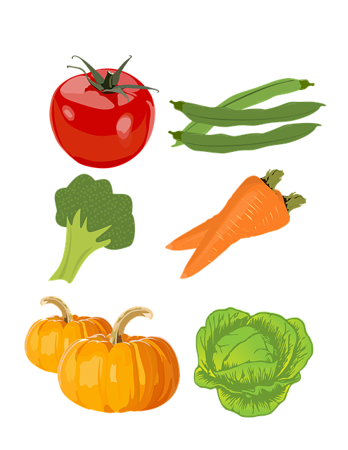 vegetables food group health image pixabay #15442