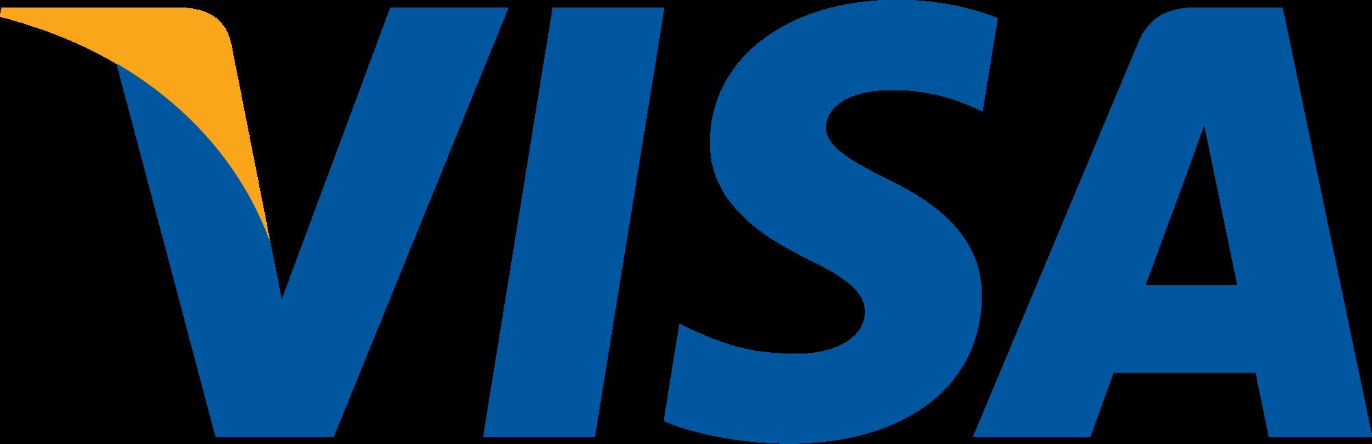 Visa Logo Png - Free Transparent PNG Logos