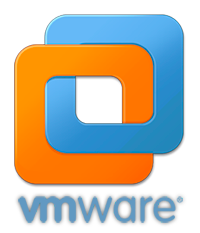 vmware brand colorful png logo #6491