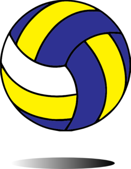ball clipart volleyball ball pencil and color ball #21770