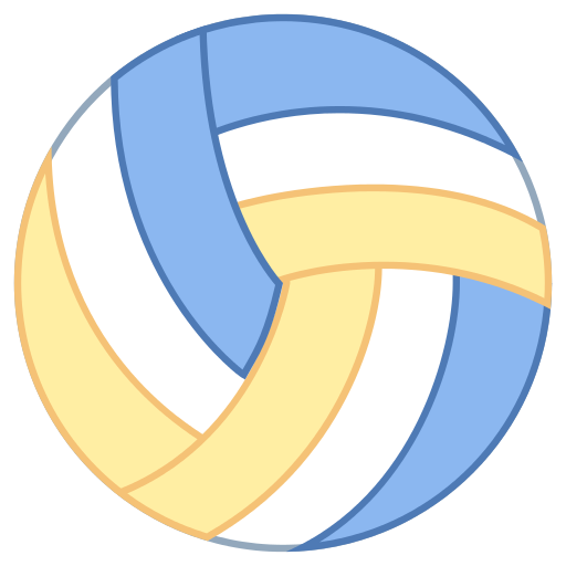 volleyball icon download icons #21774