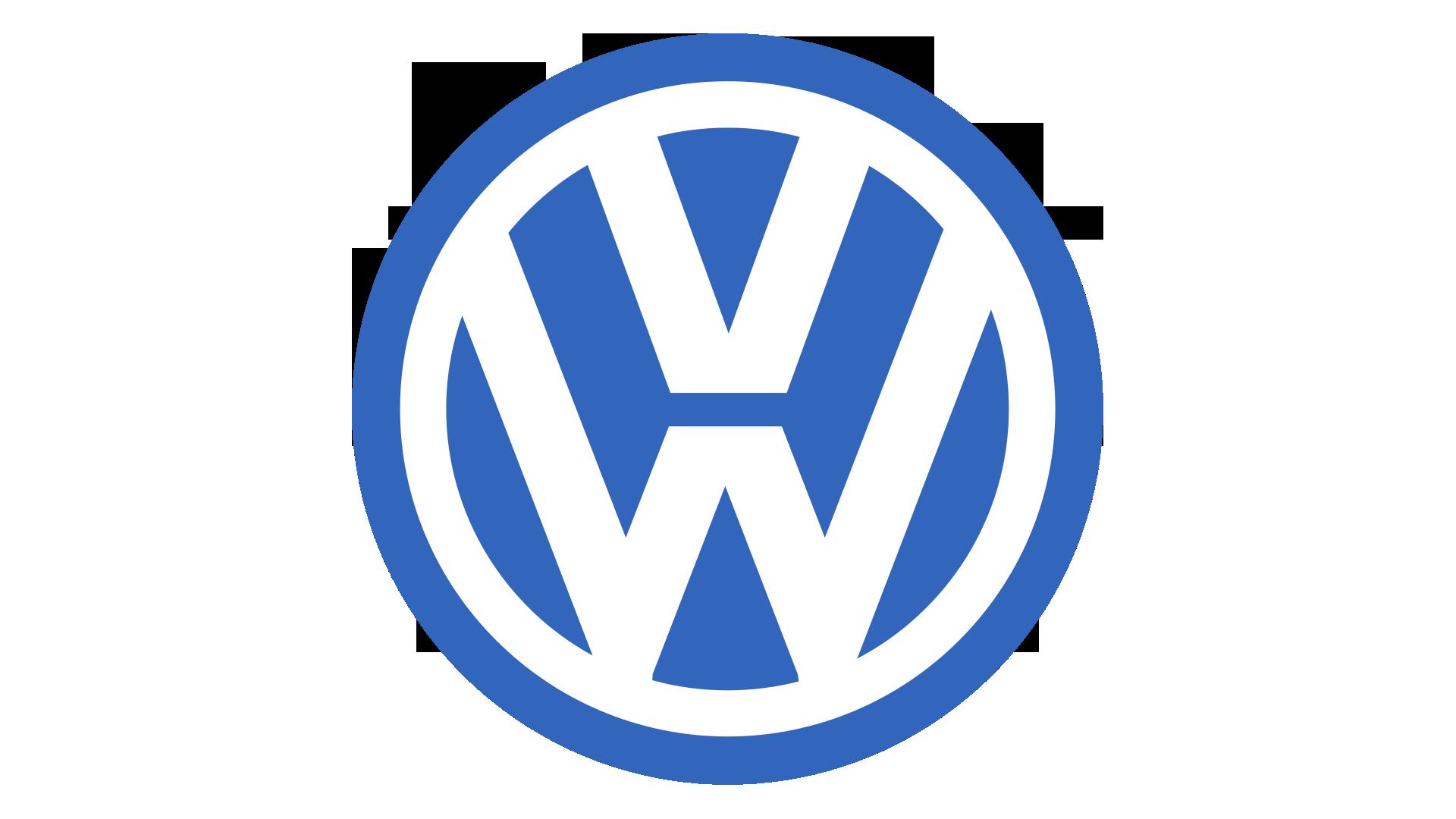 volkswagen logo, hd png #3300