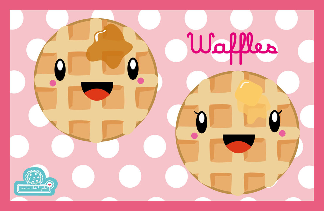 collection waffle clipart kawaii aztec clipart #31879