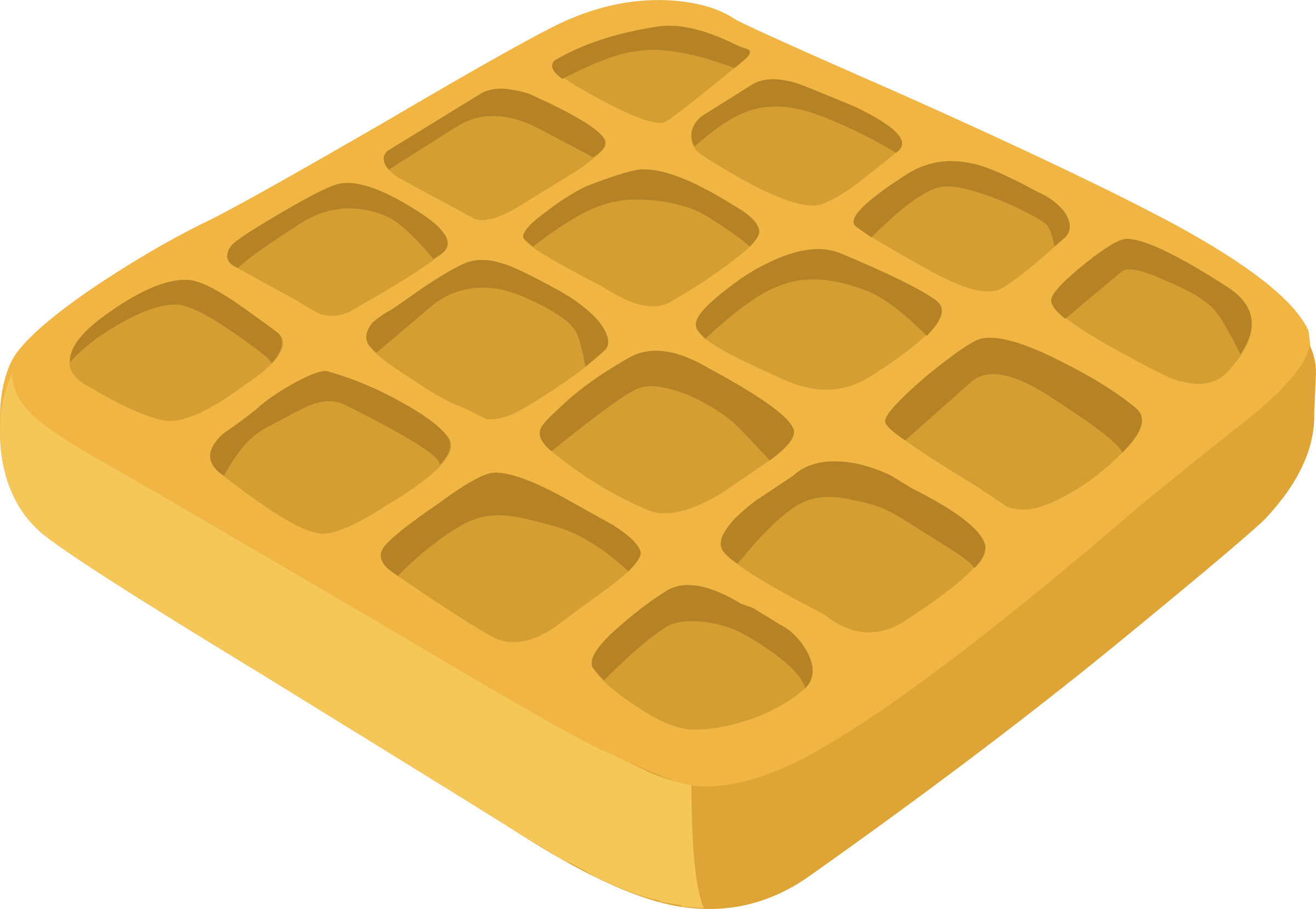 waffle clipart, transparent food clipart cliparts download #31874