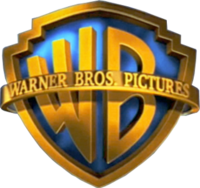 warner bros. animation, warner bros pictures logo png 12031