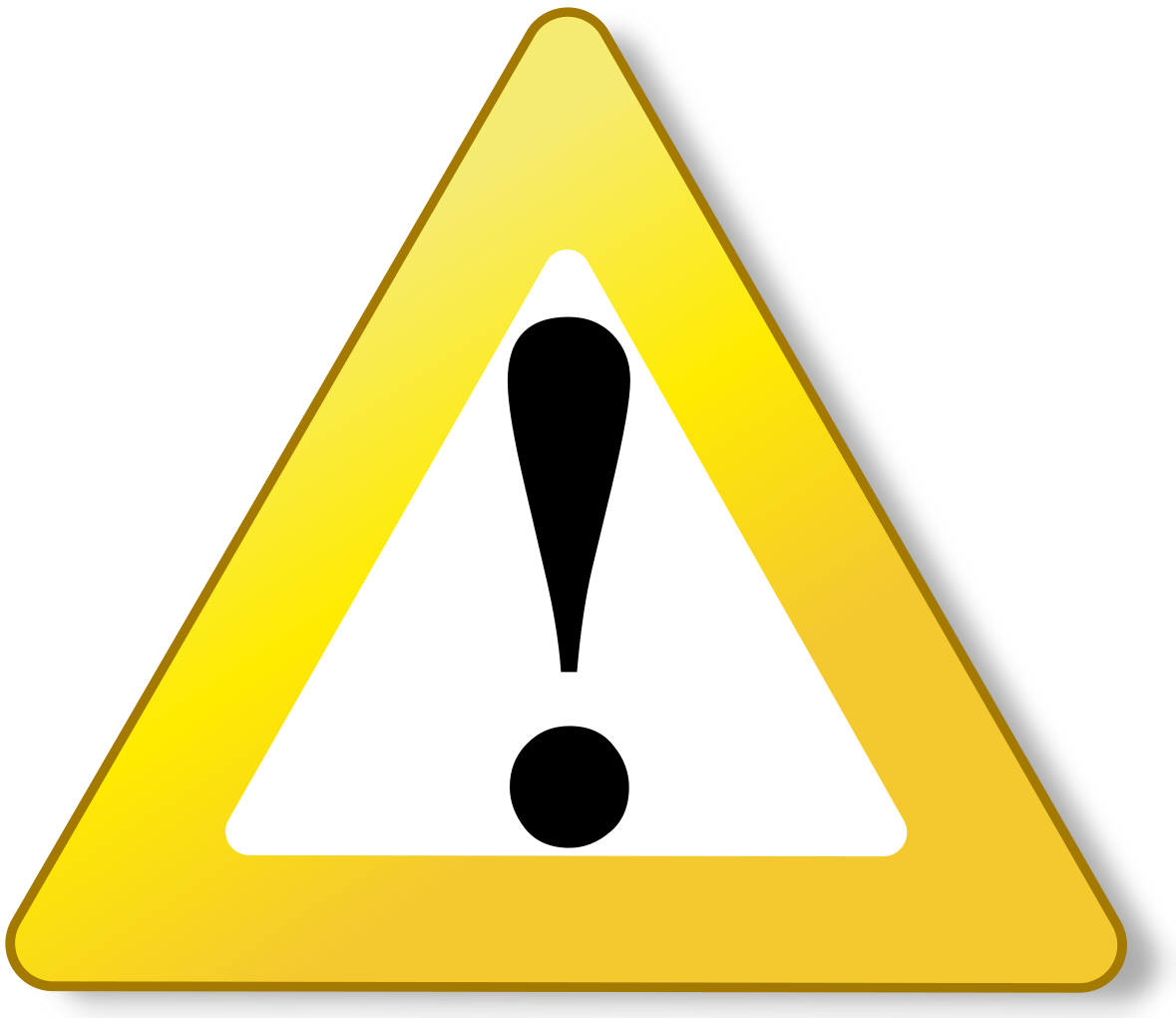 warning sign file ambox warning yellow picture #39213