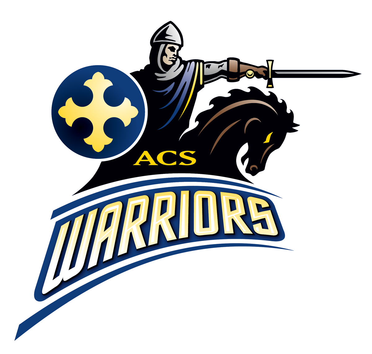 acs warriors png logo 3481