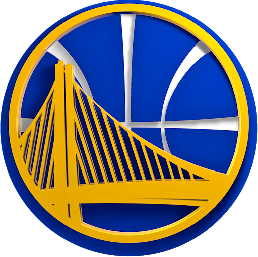 golden state warriors png logo #3473