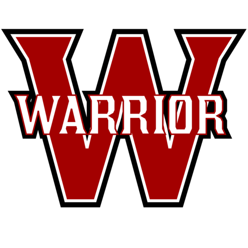 warriors football png logo