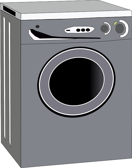 home cartoon electric washing machine washer 20623
