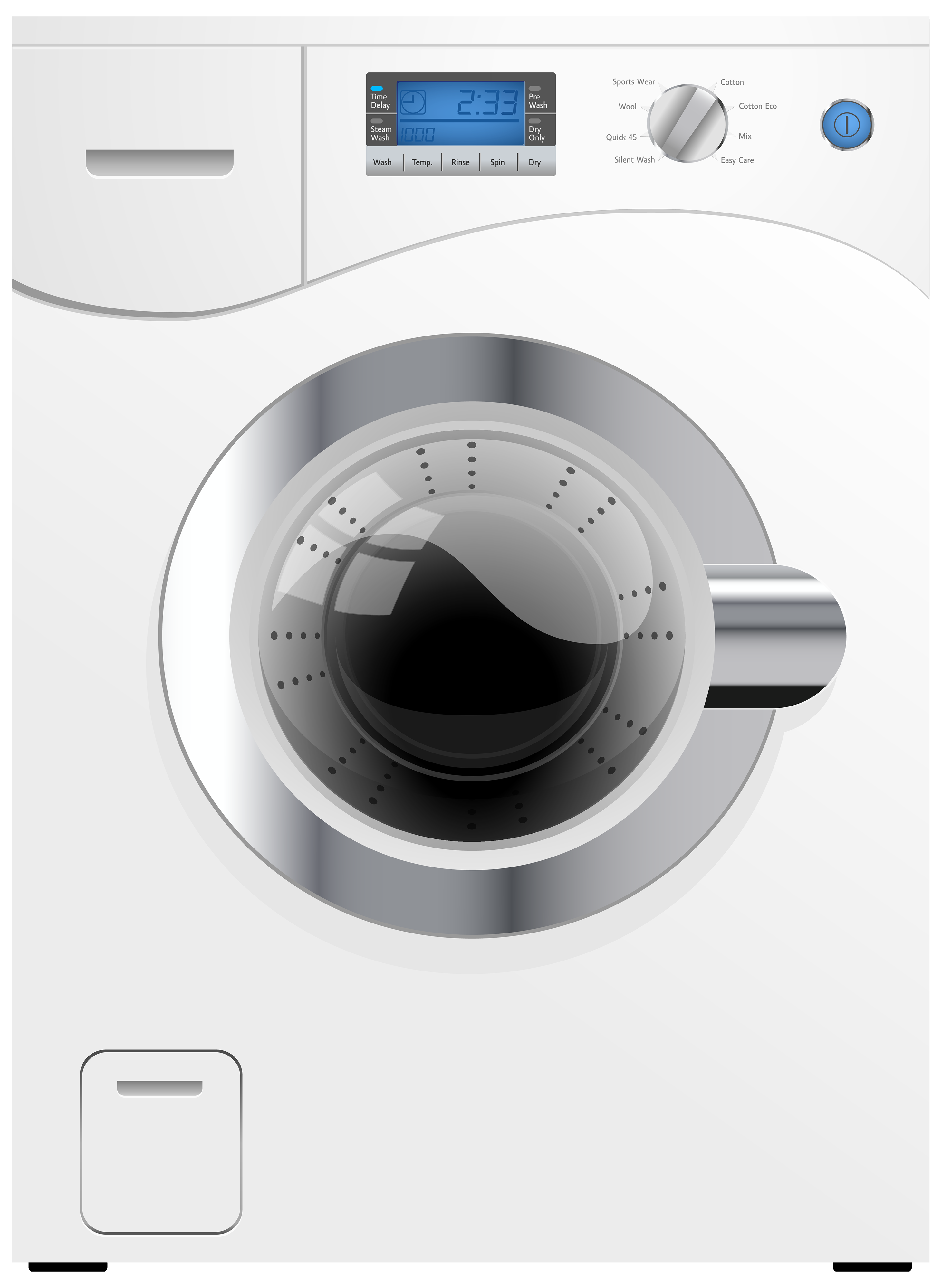 white washing machine png clipart best web clipart #20611