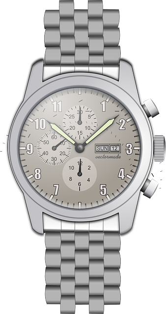 watch dial metal vector graphic pixabay #18619