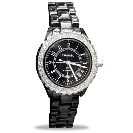 watch icon chanel iconset