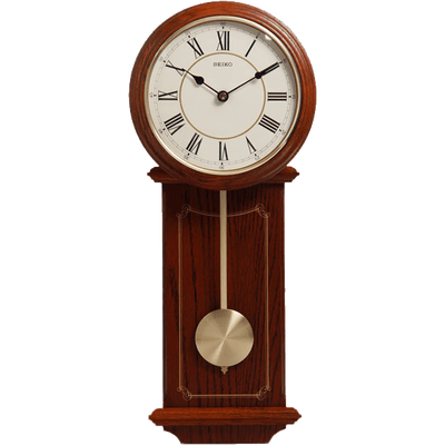 wall watch, old wall clock transparent png 20642