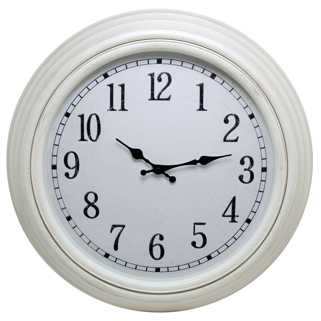 white wall clock png image pngpix 20634