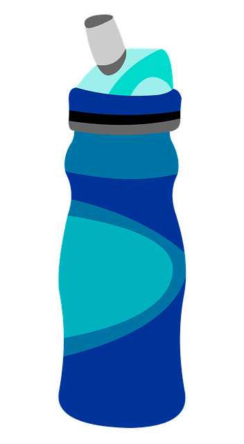 water bottle graphic image pixabay #18653