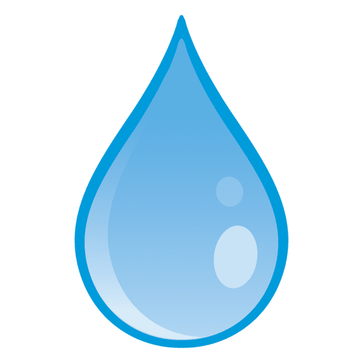 water drop falling illustration transparent png svg vector #11859