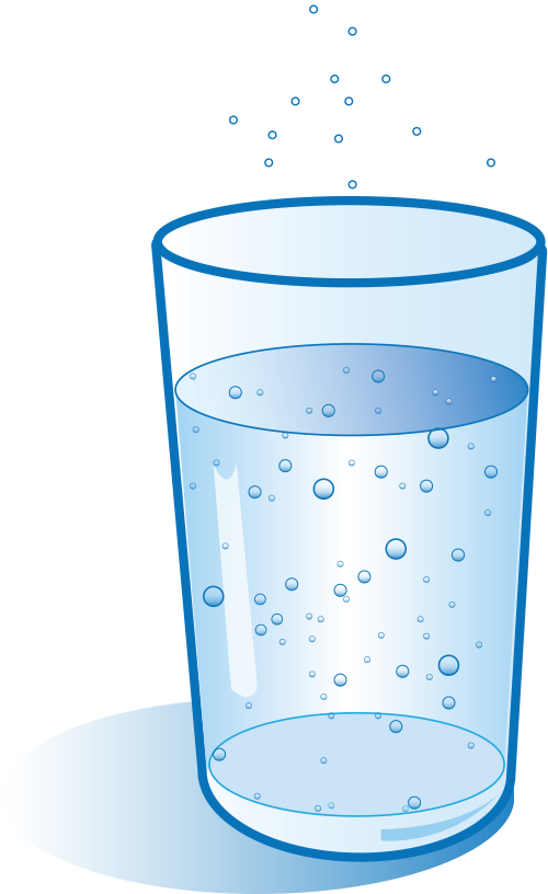 water glass, what ocean acidification nasa climate kids 26986