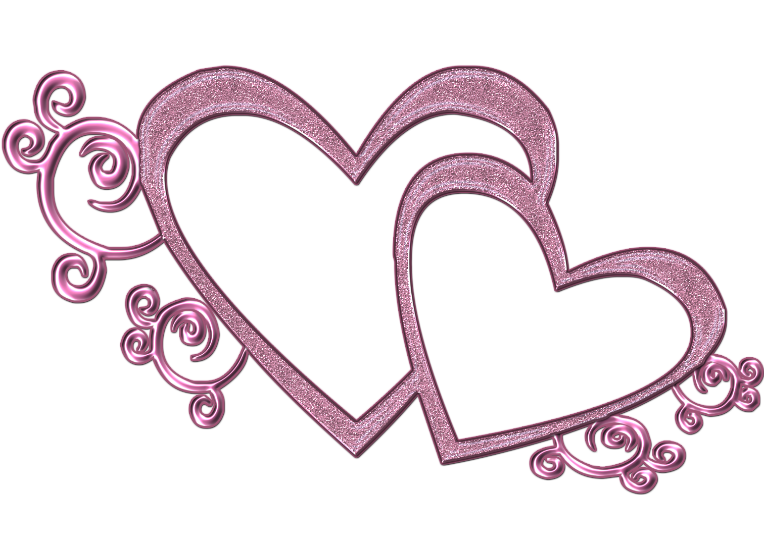 pink wedding clipart #13188