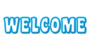 welcome image text logo png use images photos #38387