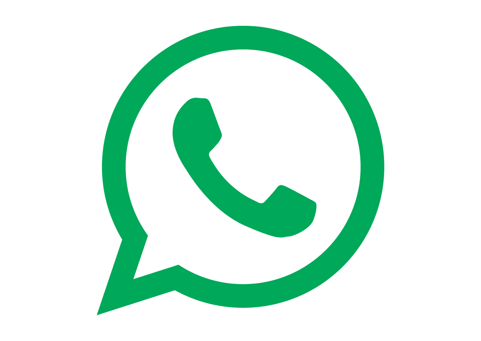 whatsapp logo light green png #2259
