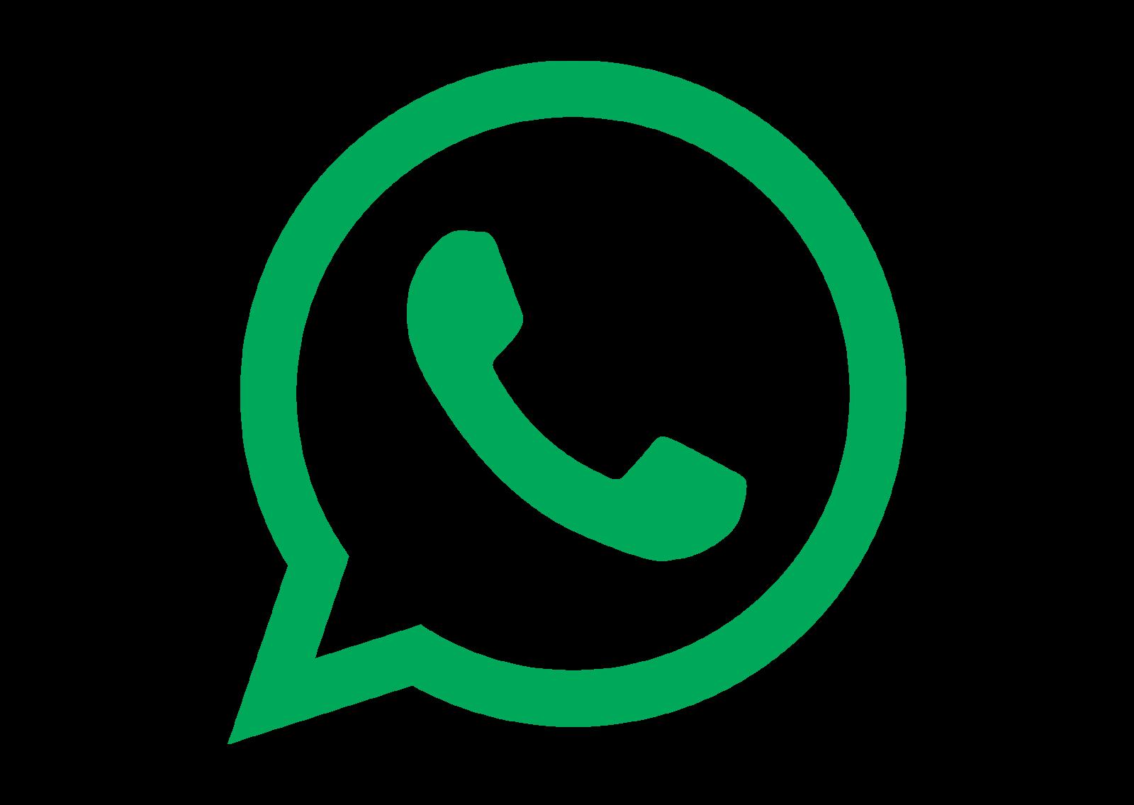 Whatsapp Logo Light Green Png 2259 Free Transparent Png