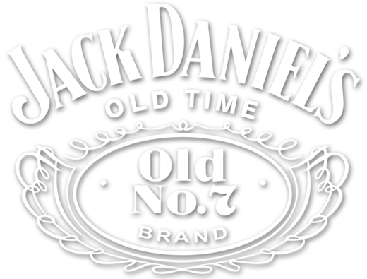 white jack daniels holiday whiskey logo png