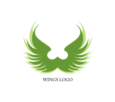 wings logo png #1198