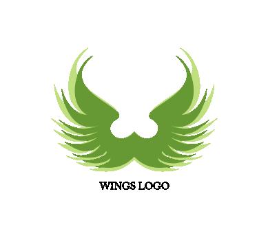 wings logo png #1198