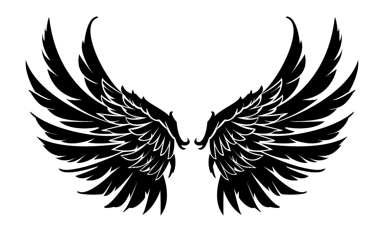 Wings Logo Png 1207 Free Transparent Png Logos