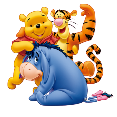 download winnie the pooh png transparent image and #17399