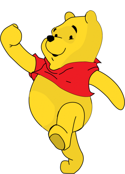 download winnie the pooh png transparent image and #17400