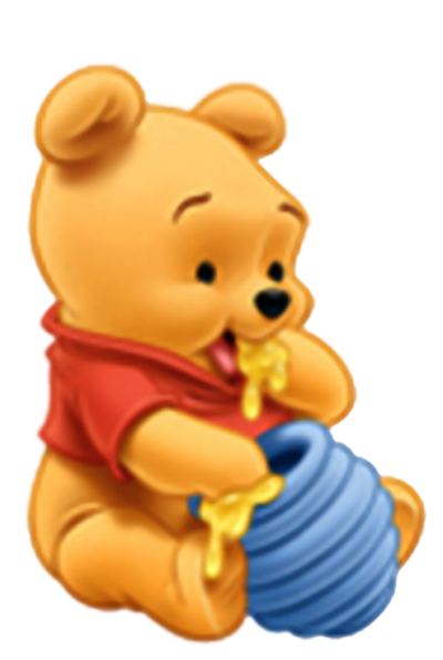 download winnie the pooh png transparent image and #17402
