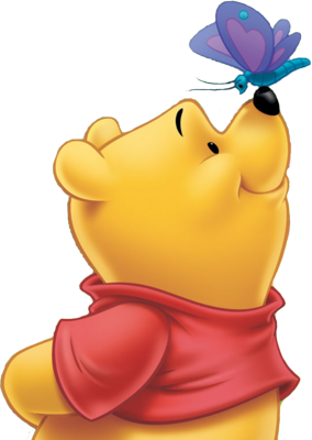 download winnie the pooh png transparent image and #17484