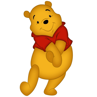 download winnie the pooh png transparent image and #17397