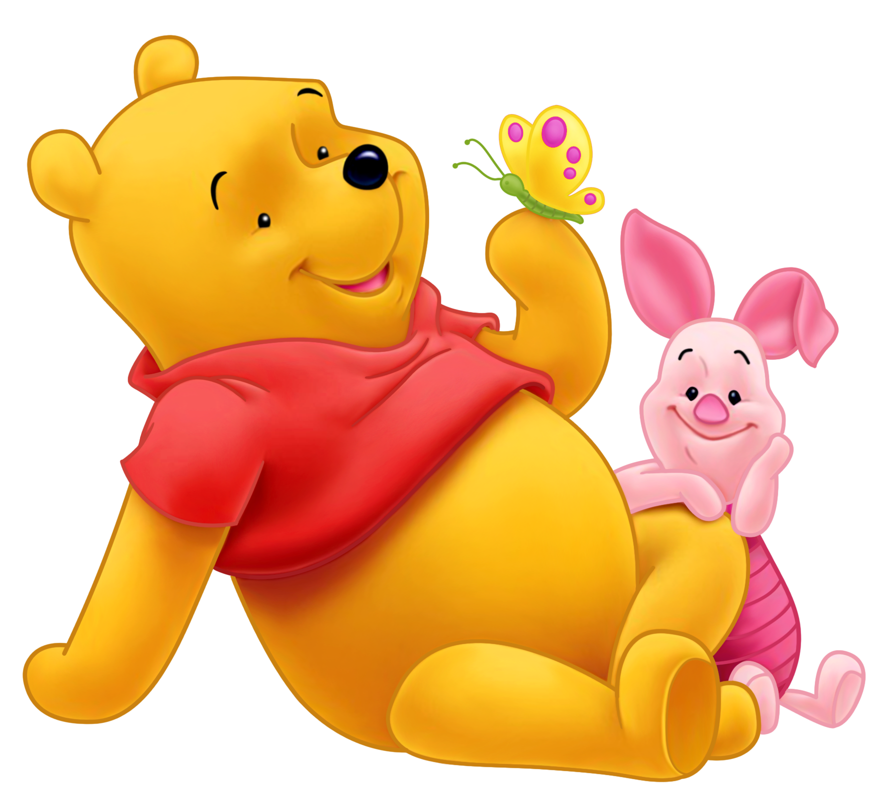 winnie the pooh and piglet png picture crafts #17390