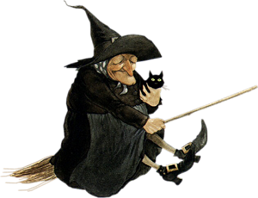 witch halloween graphics #36339