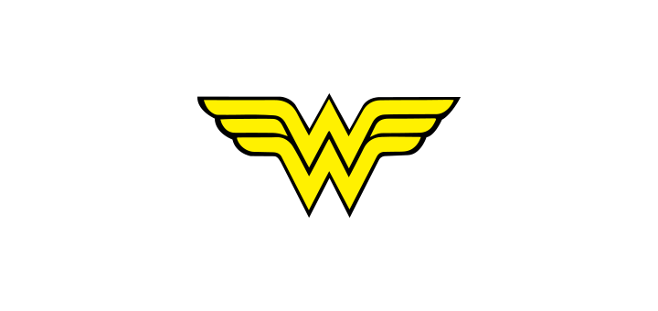 wonder woman logo #1054